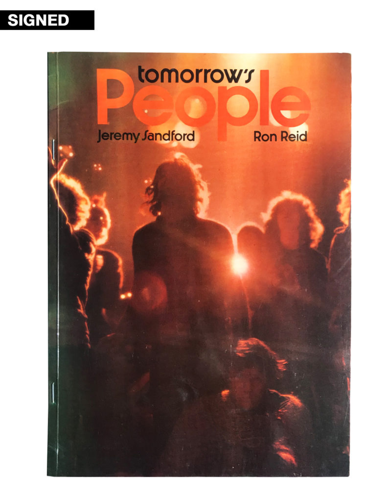 [Signed] Tomorrow's People