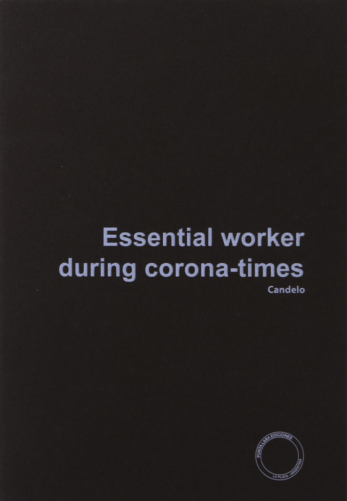 Essential worker during corona times by Candelo